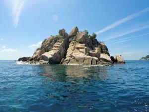 Koh Tao - Shark island