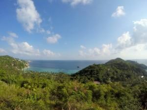 Koh Tao - Sympa la vue