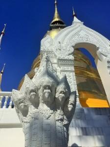 Chiang Mai - Wat Suan Dok