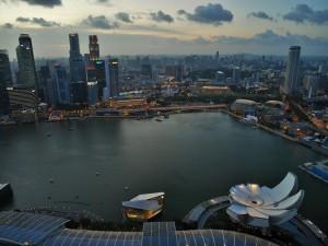 Marina Bay - Skybar