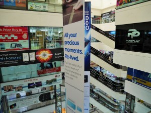 Centre commercial pour geeks