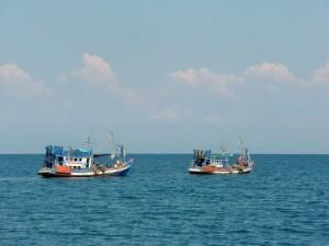 Koh Kood - Pêcheurs