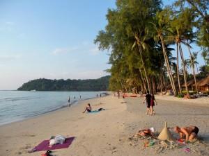 Koh Kood - Plage principale