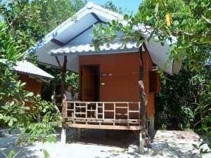 Koh Kood - Notre bungalow