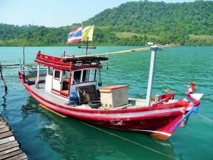 Koh Kood - Village pêcheur