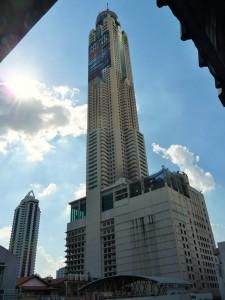 Bangkok - Plus haute tour