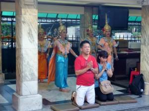 Bangkok - Prière en musique