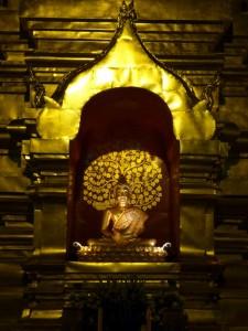 Chiang Mai - Bouddha