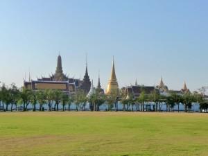 Bangkok - Palais royal