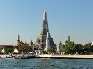 Bangkok - Navette fluviale