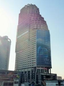 Bangkok - Ghost tower