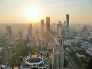 Bangkok - Banyan hotel