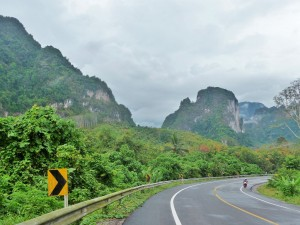 Khao Sok - Sur la route