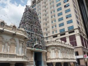 Kuala Lumpur - Temple Jain
