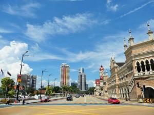 Kuala Lumpur - C'est beau!