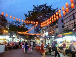 Kuala Lumpur - Rue Jalan Alor