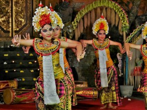Ubud - Danse traditionnelle