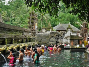 Tirta Empul - Purification