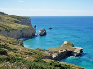 Dunedin - Tunnel Beach