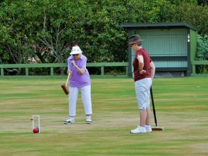Palmerston North - Croquet