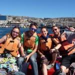 Valparaiso - Tour en bateau de pêcheur