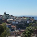 Valparaiso - Les collines
