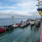 Chiloé - Ferry