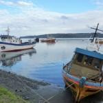 Quemchi - Port