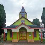 Quemchi - Eglise