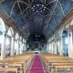 Achao - Intérieur de l'église