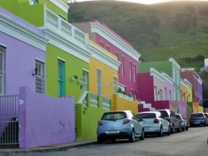 Capetown - Quartier Bo-Kaap