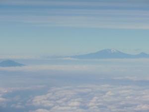 Kilimanjaro et Mont Meru