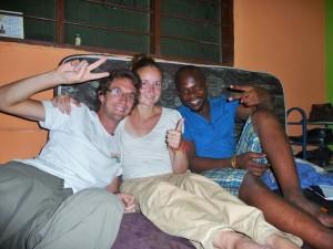 Brian Couchsurfer à Dar Es Salaam