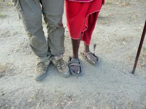 Chaussures Maasaï
