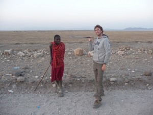Serengeti - Rencontre