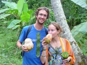 Zanzibar - Dégustation de coco