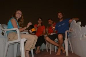 Udaipur - Champagne!
