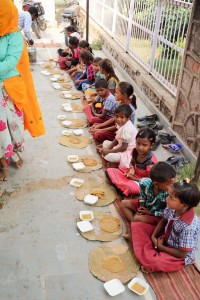 Repas des élèves