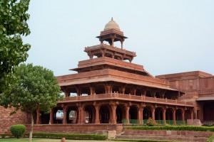 Fatepur Sikri - Palais