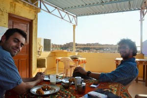 Jaisalmer - Notre hôtel