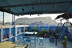 Jodhpur - Notre hôtel