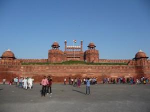 New Delhi - Fort Rouge