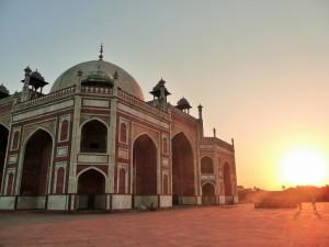 New Delhi - Humayun Tomb