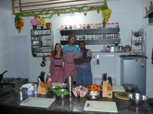 Goa - cours de cuisine