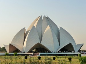 New Delhi - Temple Lotus