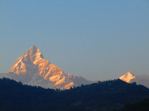 Pokhara - Machapuchare