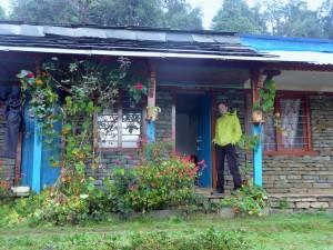 Trek Mardi Himal - Forest Camp
