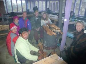 Trek Mardi Himal - High Camp