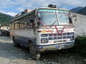 Trek Mardi Himal - Lumre