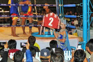Bagan - Boxe birmane